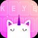 Download Unicorn Keyboard: Free Galaxy Rainbow Girly Themes 2.5 APK