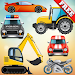 Download Vehicles and cars for toddlers 1.0.8 APK