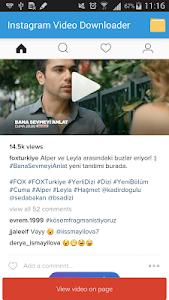 Download Video Downloader For Instagram 2.1 APK