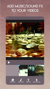 screenshot of Video Effects- Video FX, Video Filters & FX Maker version 1.03
