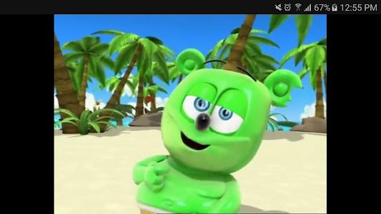 screenshot of Videos del Osito Gominola version 2.0