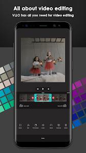 screenshot of VLLO (a.k.a. Vimo) - Video editor & maker version 5.2.2