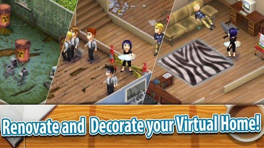 screenshot of Virtual Families 2 version Varies with device