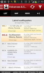 Download Volcanoes & Earthquakes 1.12.2 APK