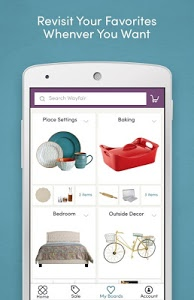 Download Wayfair - Shop All Things Home 4.78.35 APK