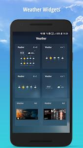 screenshot of Weather version 1.99.0401