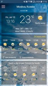 Download Weather 1.84.117 APK