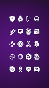 Download Whicons - White Icon Pack 9.14.1 APK