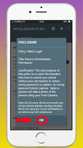 Download Who tried To unlock my phone 2.9 APK