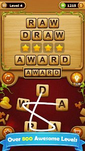 screenshot of Word Connect - Word Games Puzzle version Varies with device