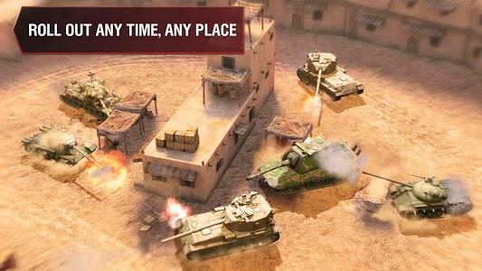 screenshot of World of Tanks Blitz MMO version 5.7.0.942