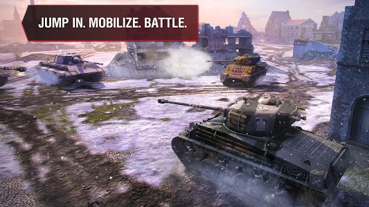 Download World of Tanks Blitz  APK