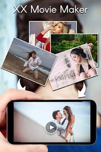 Download XX Photo Video Maker : X Movie Maker 1.0.0 APK