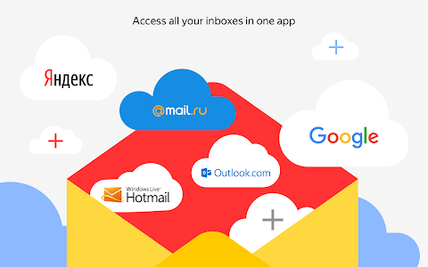 Download Yandex.Mail 4.7.2 APK
