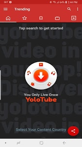Download Yolotube - The Media App You Wanted, Only For You~ 1.0.13.19 APK
