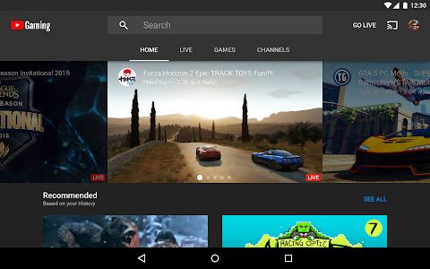 Download YouTube Gaming 2.08.78.2 APK