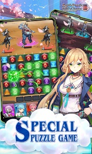 screenshot of Zgirls-Puzzle & Quest version 1.0.37