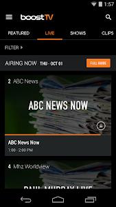 Download boostTV 7.6.17 APK