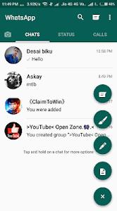 Download gbwhatsapp apk 1.0 APK