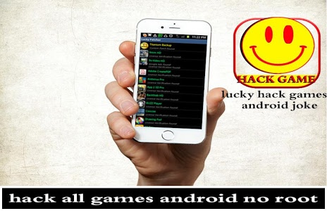 Download lucky hack games android prank 2.0 APK