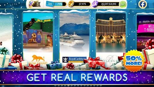screenshot of myVEGAS Slots - Vegas Casino Slot Machine Games version 2.18.3
