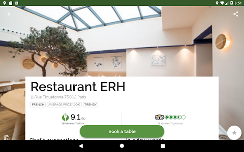Download TheFork - Restaurants booking and special offers 11.10.1 APK