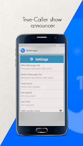 screenshot of trackcaller & location version 0.12