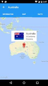 Download world map atlas 2018 2.9.5 APK